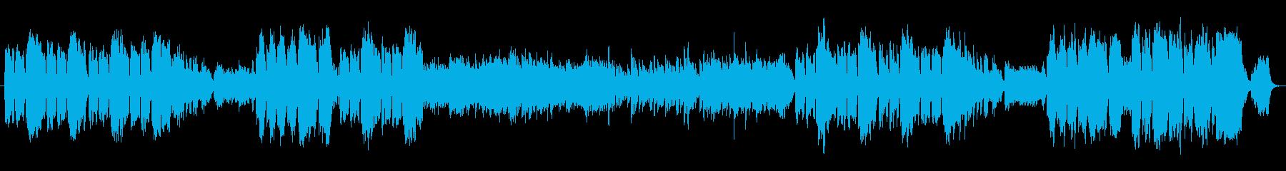 ワルツ 第3番 ピアノ+オケ版の再生済みの波形