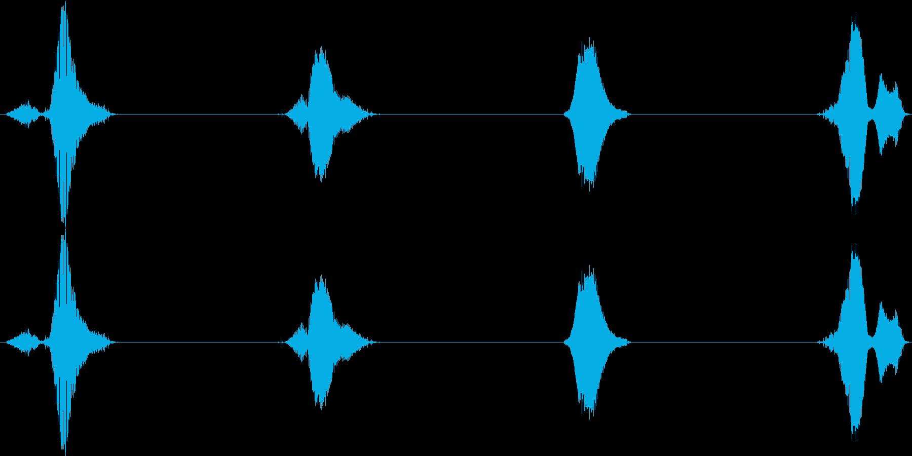 【子供カウント】3、2、1、0!(英語)の再生済みの波形