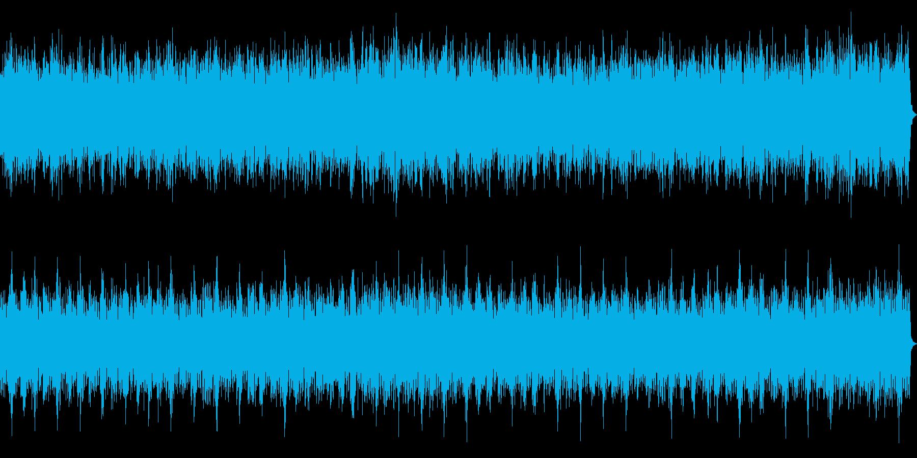 知的な解説・企業VP向けミニマル弦楽合奏の再生済みの波形