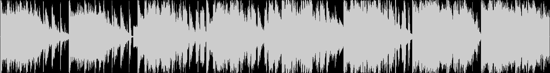 ややクセのある不穏な空気演出系エレクトロの未再生の波形