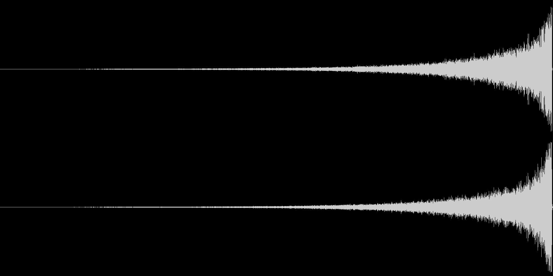 リバースシンバル・カットアウト_01の未再生の波形