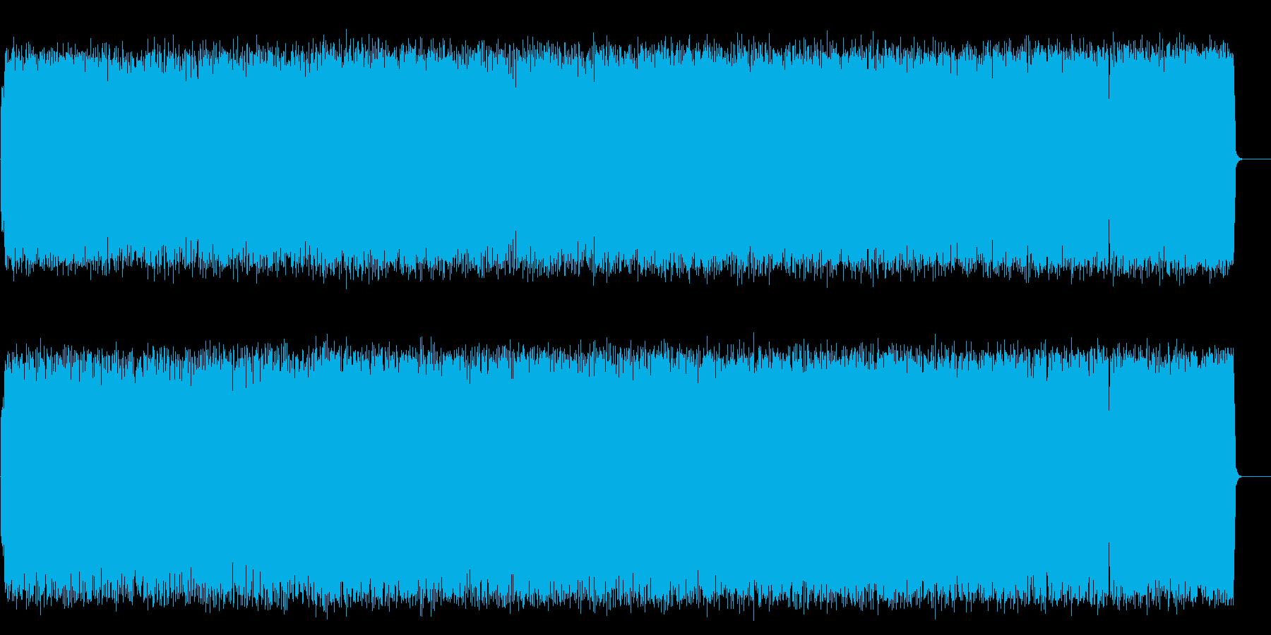 力強いスピリット漲るポップ/ロックの再生済みの波形