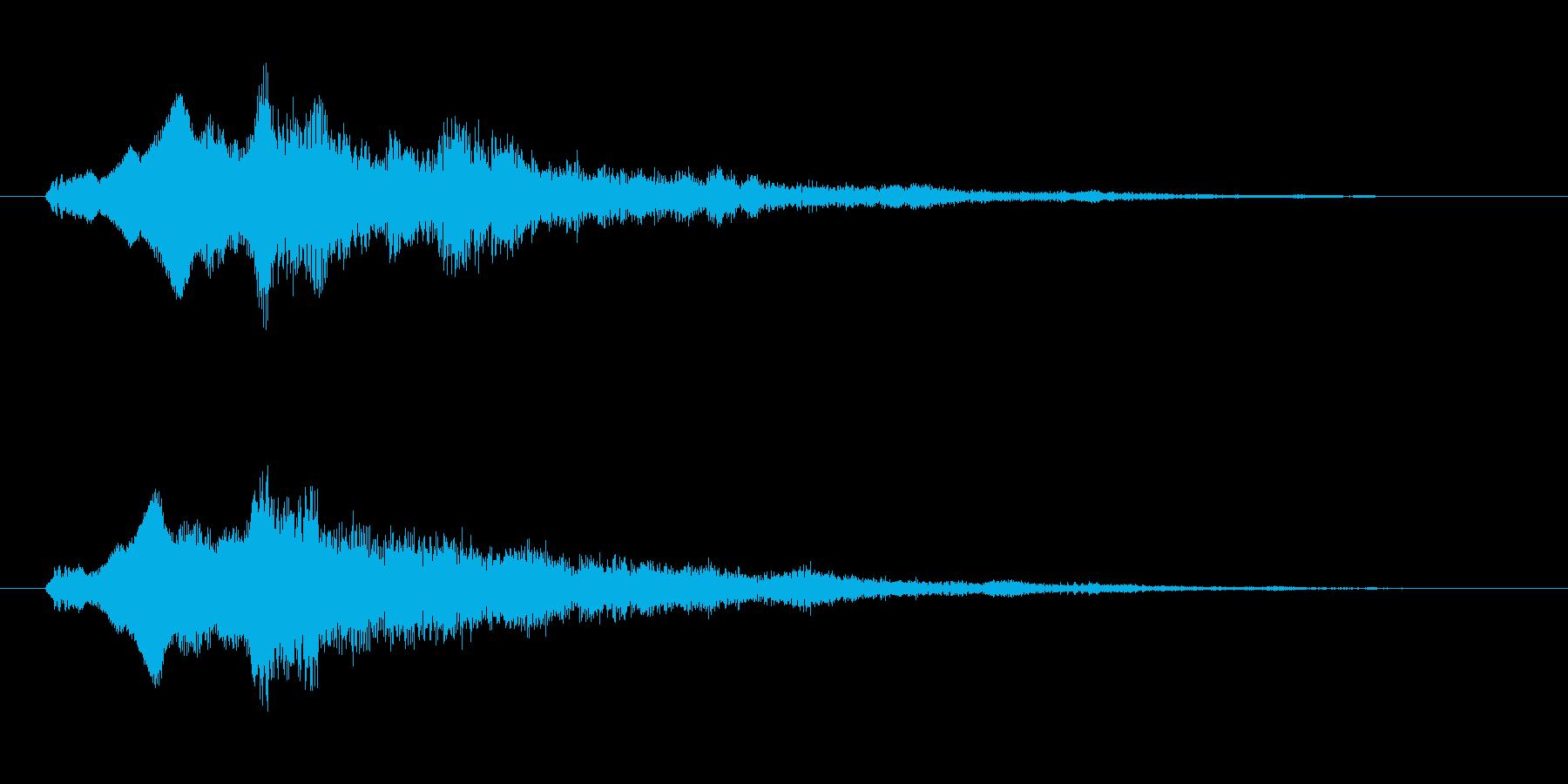 サウンドロゴ(企業ロゴ)_022の再生済みの波形