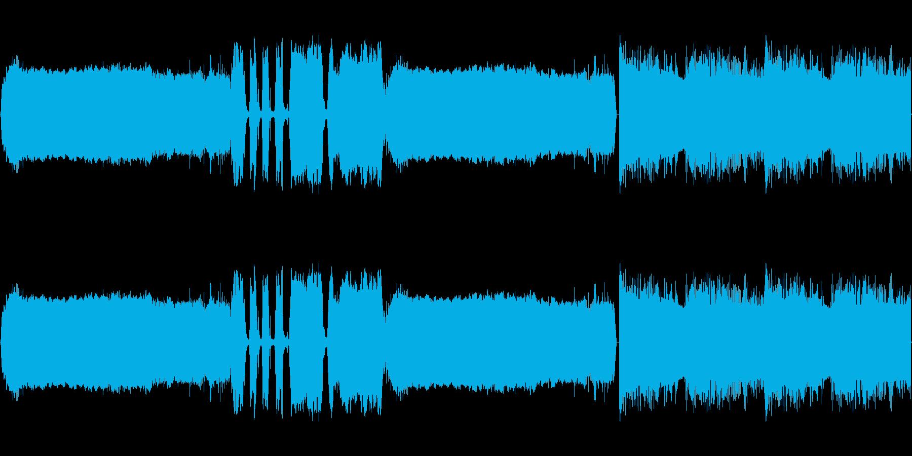 【映画ドラマBGMハードロックギター】の再生済みの波形
