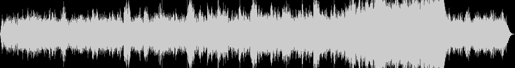 低音重視のとりあえず気味悪い曲の未再生の波形