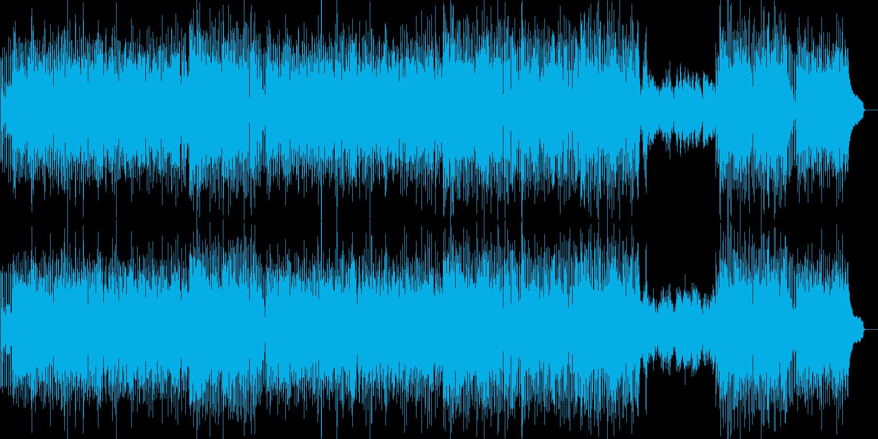 優しさへの感謝をテーマにした曲で、フォ…の再生済みの波形