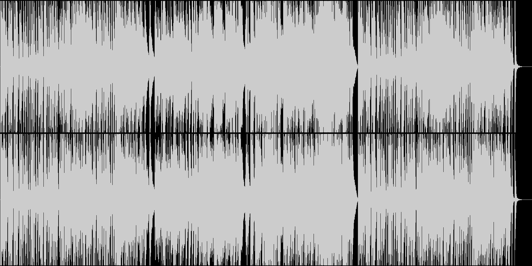 映像、舞台等のBGMにの未再生の波形