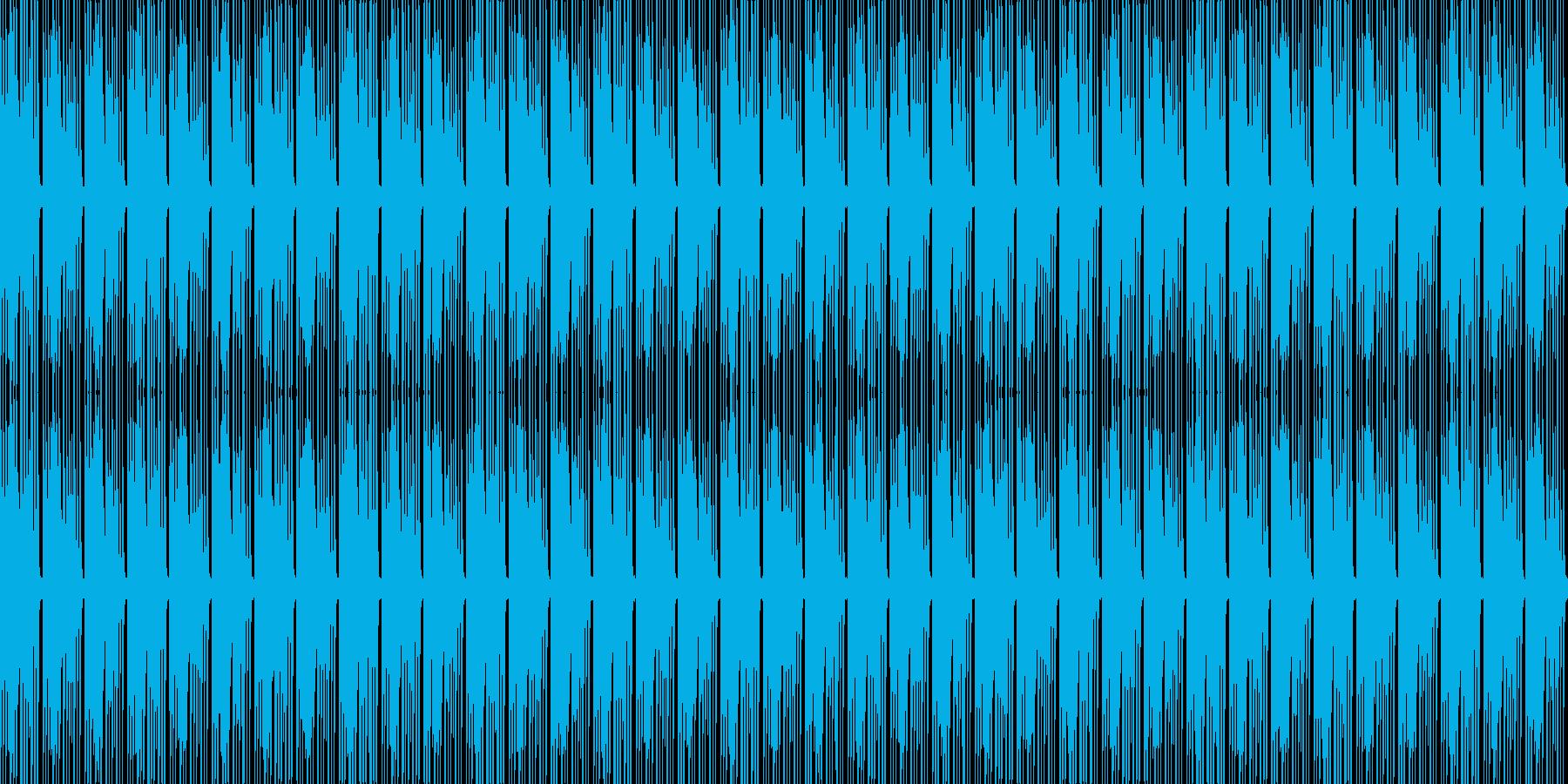 奇妙なビート3(いかがわしいremix)の再生済みの波形