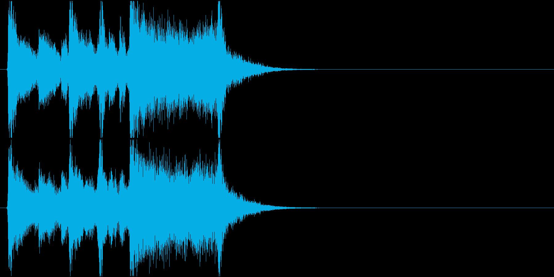 ファンファーレ スポーツ 名誉 栄光の再生済みの波形