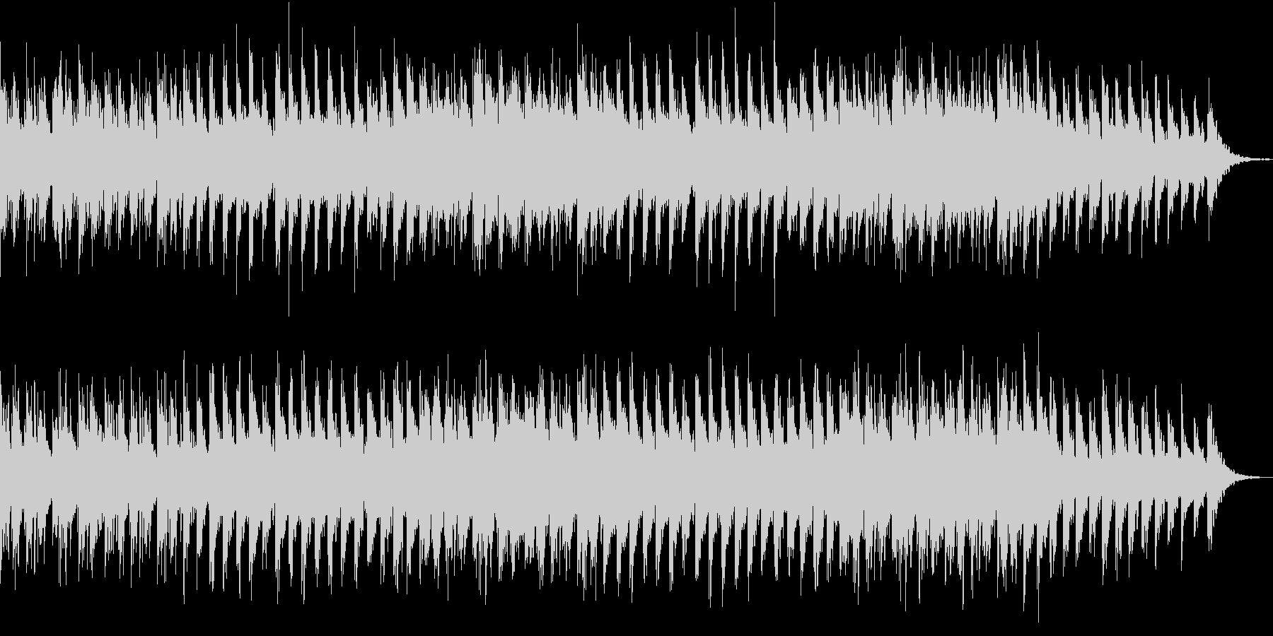 回想・再会シーン向けアコースティック曲の未再生の波形