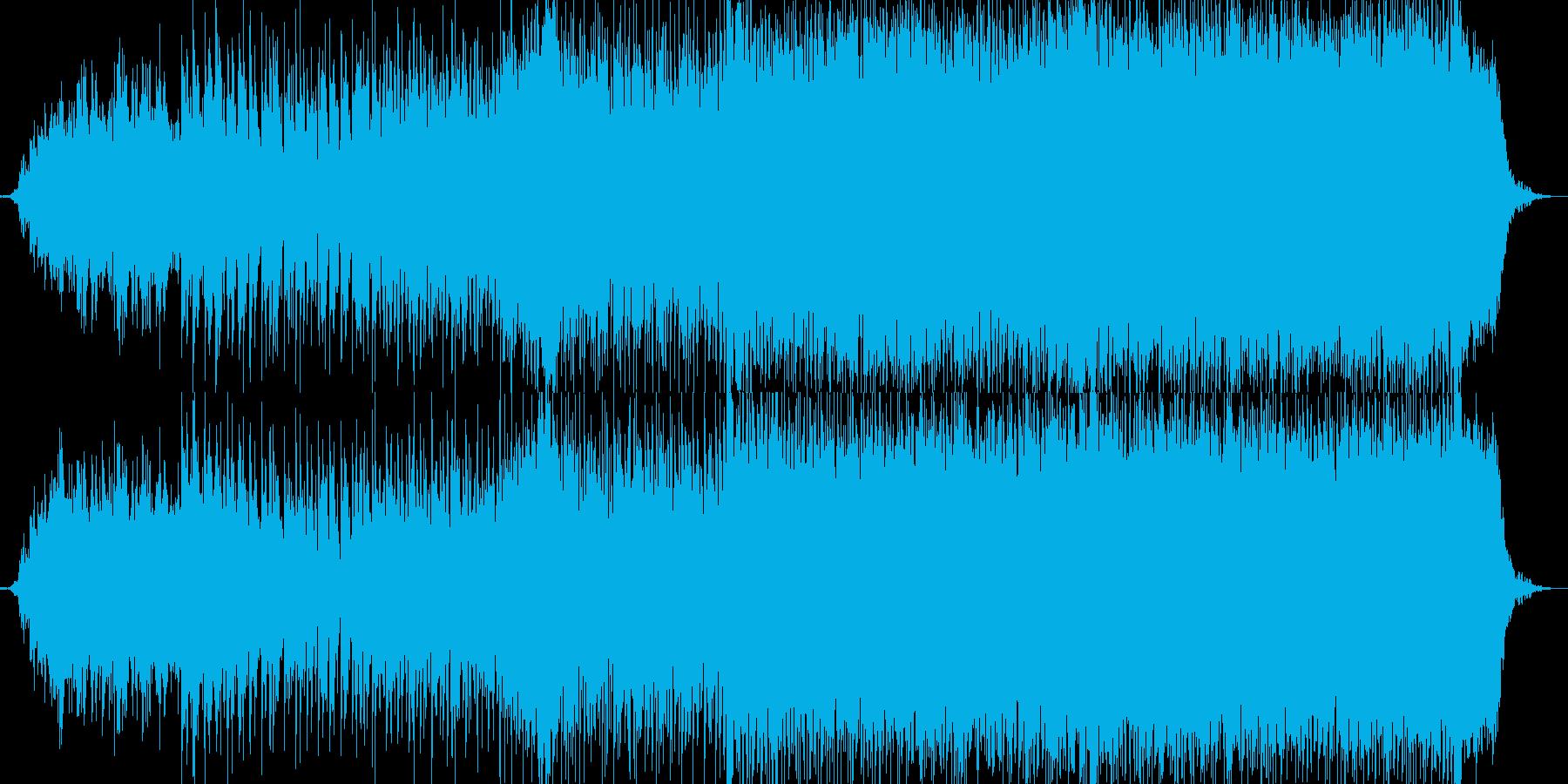 映画音楽、荘厳重厚、映像向け-32の再生済みの波形