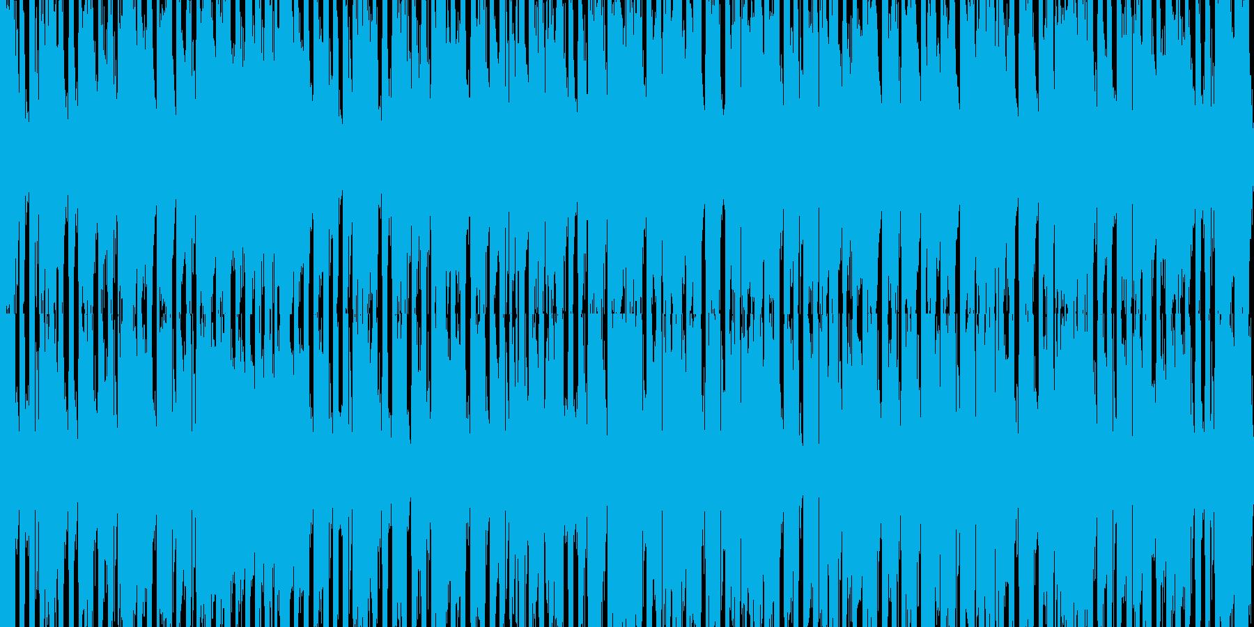 ジングルベル スキャット入り2 ループの再生済みの波形