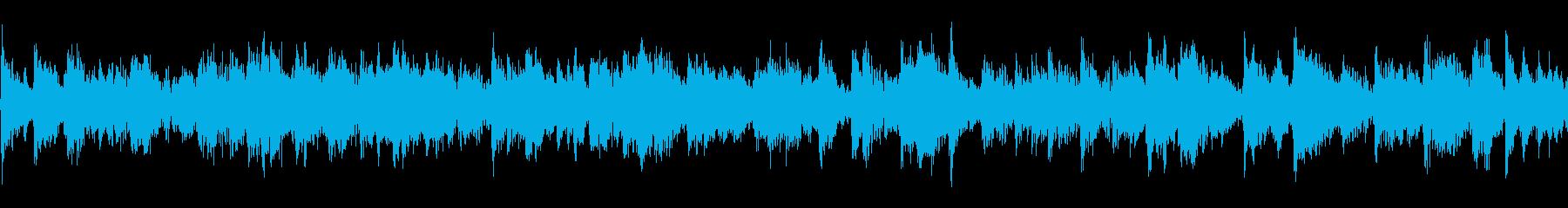 UFOキャッチャー音 【ループ】の再生済みの波形