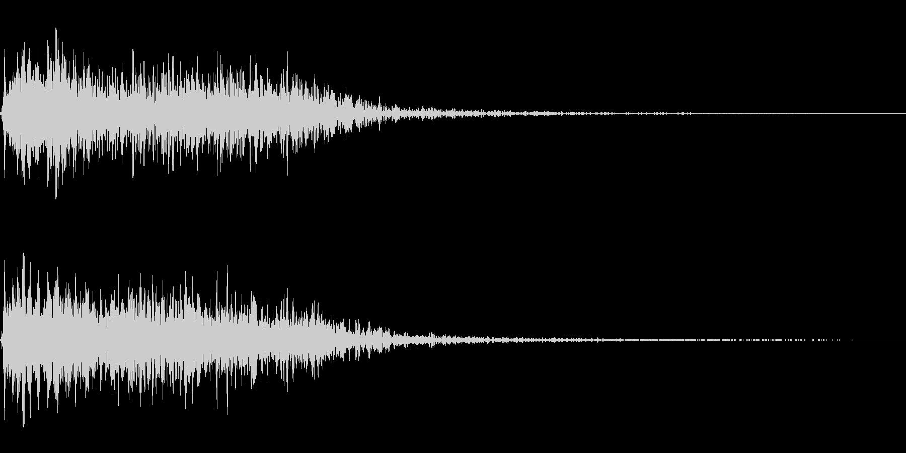吹きすさぶ風・竜巻系の魔法(高レベル)sの未再生の波形