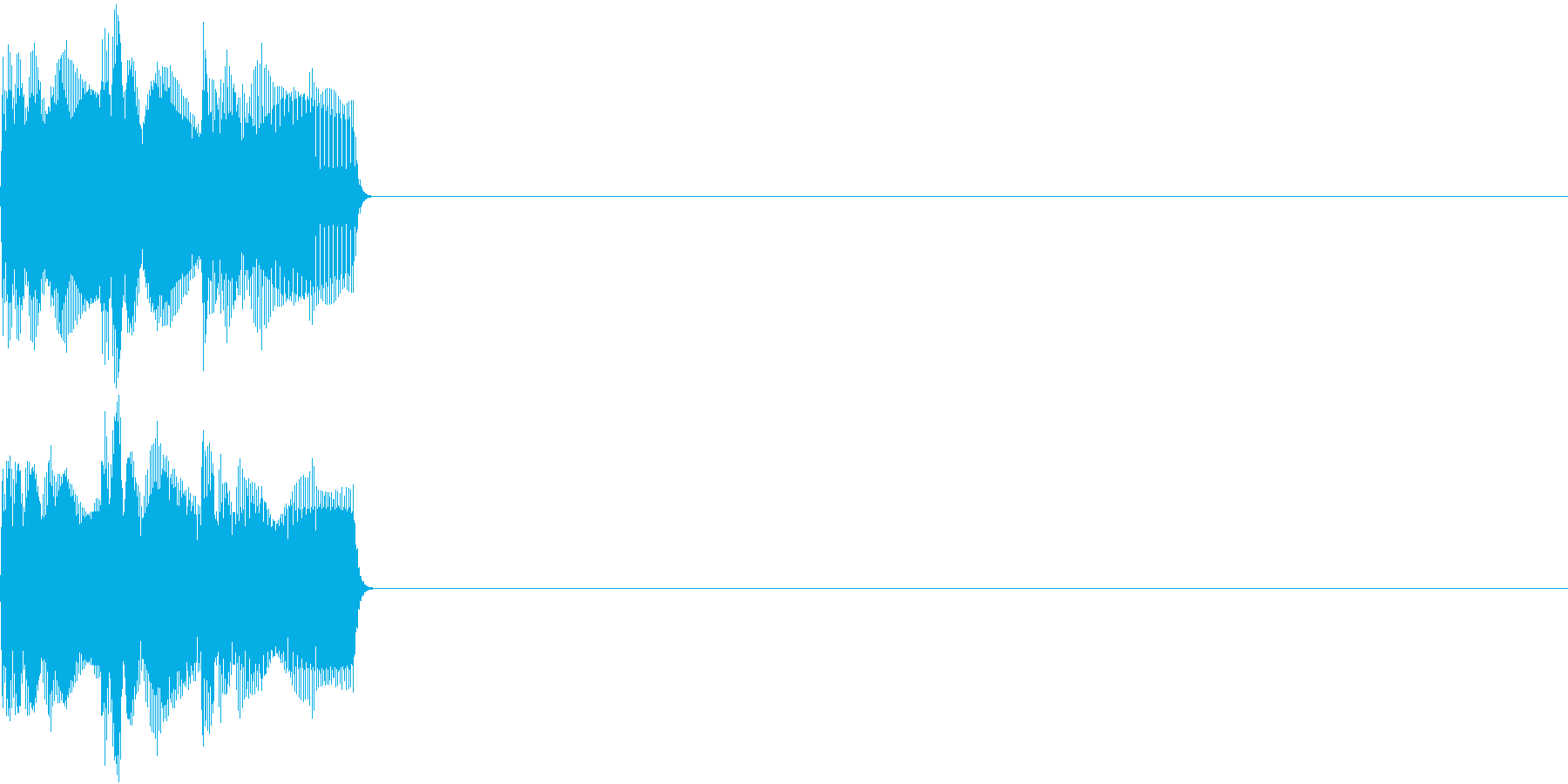 ピロリの再生済みの波形