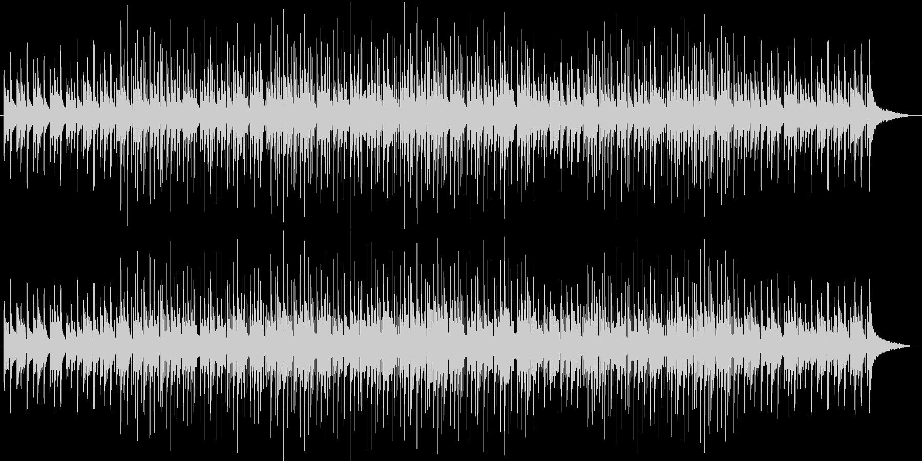 (フュージョン)グランツーリスモのメニ…の未再生の波形