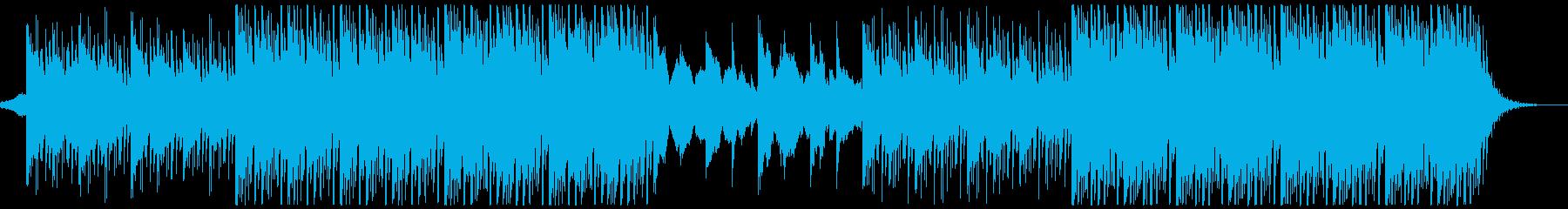 躍動感,オシャレCM、フルバージョンの再生済みの波形