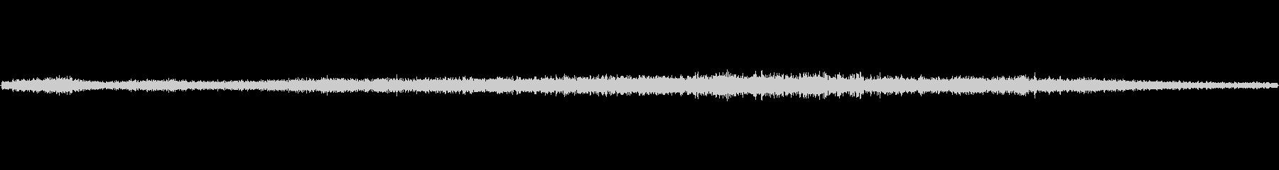 【生音】通行音 - 2 トラックのエン…の未再生の波形