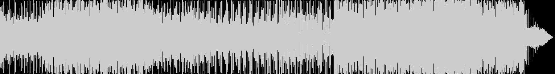 BGM_トランスの未再生の波形