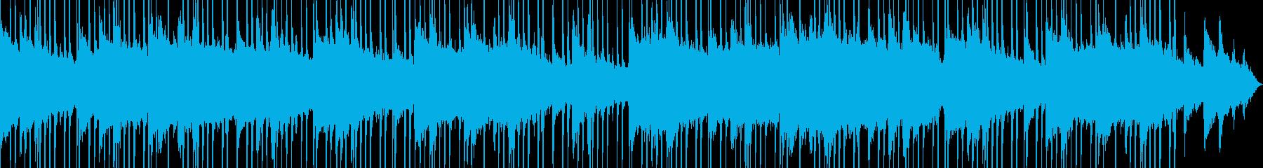 ピアノ主体のゆったり/お洒落ヒップホップの再生済みの波形