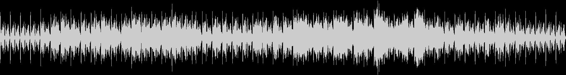 マリンバと笛シンセのエレクトロニカです…の未再生の波形