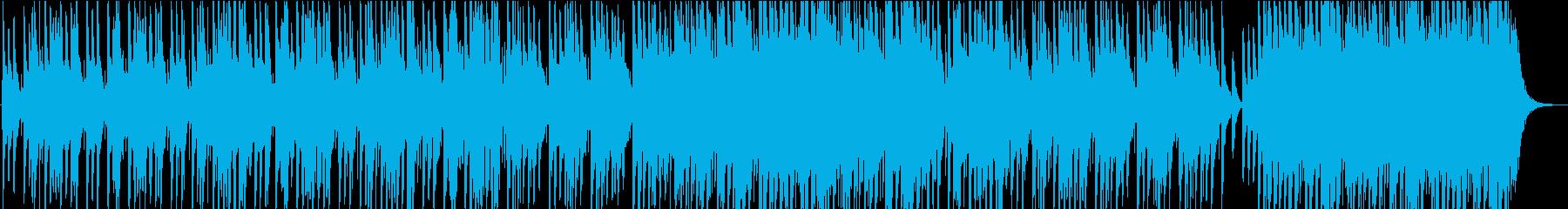 和風BGM 千尋風、和の異世界の再生済みの波形