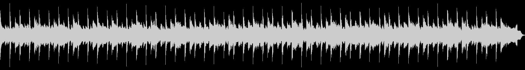 CM用BGM(ピアノアルペジオ+シンセ)の未再生の波形