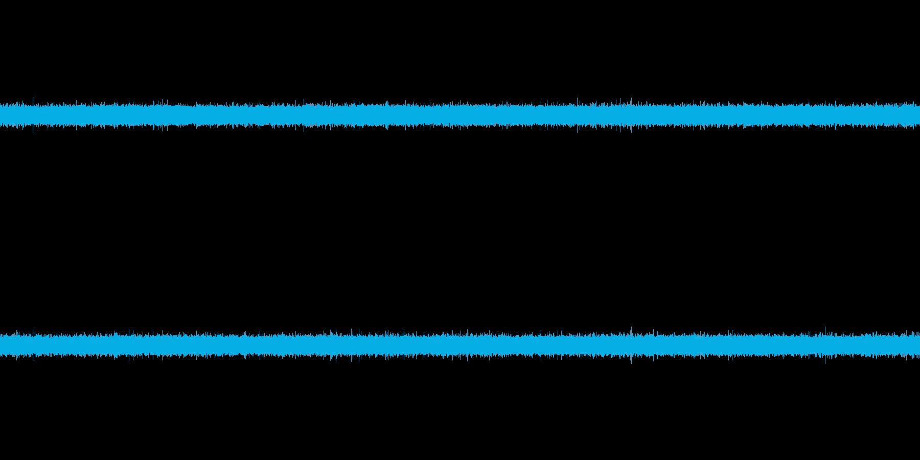 川の再生済みの波形