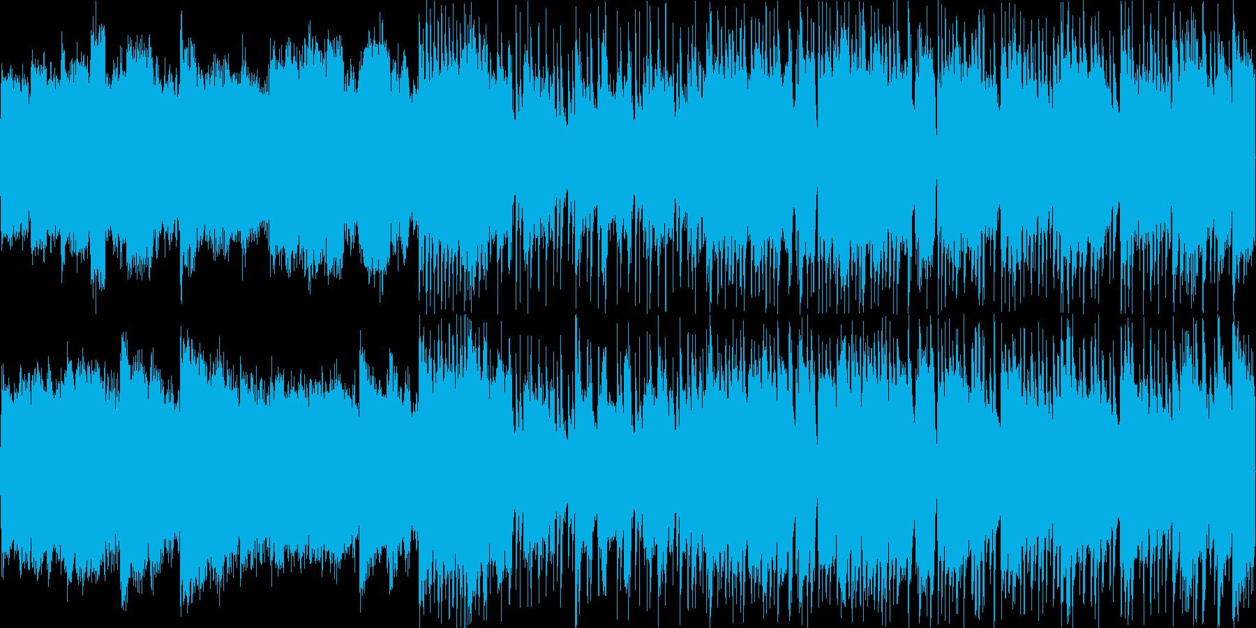 大ボスらしくとても力強い楽曲です。 勝…の再生済みの波形
