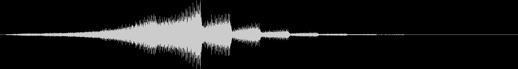 LOGO 企業向け CM サウンドロゴの未再生の波形