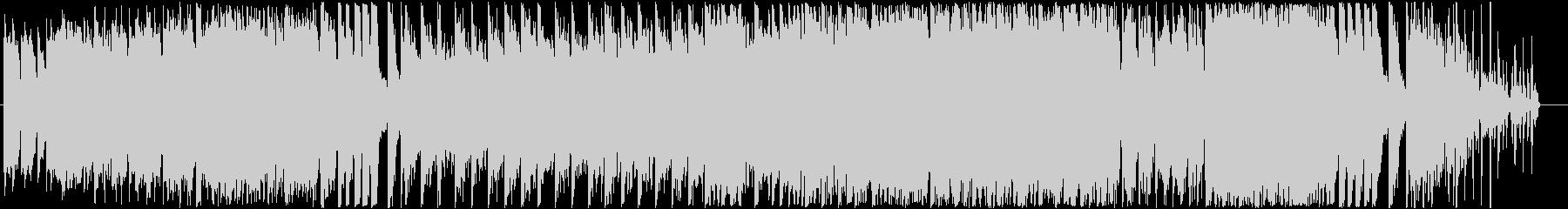 バッハの有名な協奏曲をEDMにしましたの未再生の波形