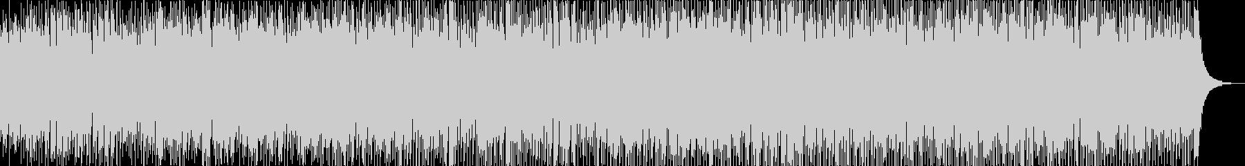 エルトンジョン風のウエディングバラードの未再生の波形