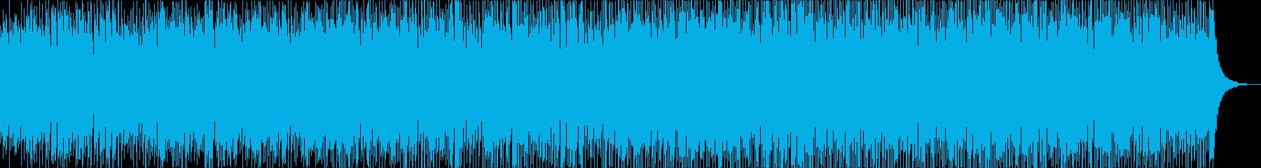 エルトンジョン風のウエディングバラードの再生済みの波形