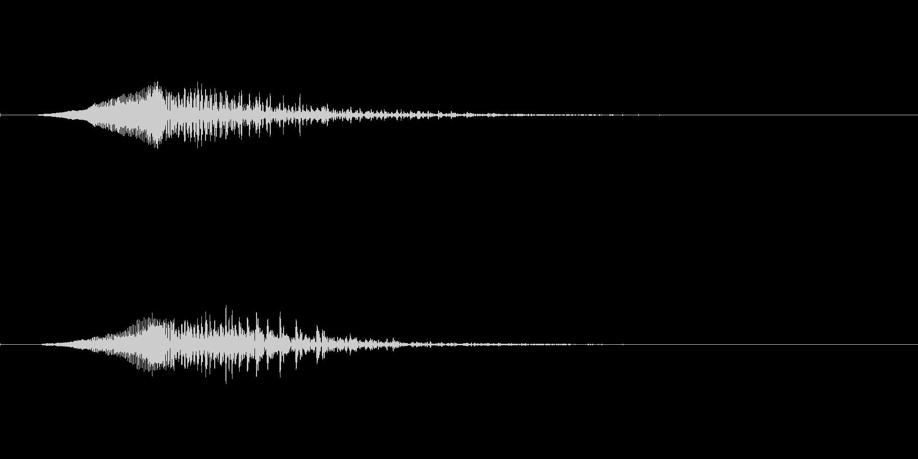 【ショートブリッジ06-down】の未再生の波形