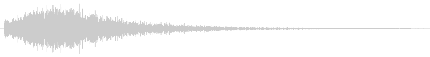 チュワォーン(ワープ系)の未再生の波形
