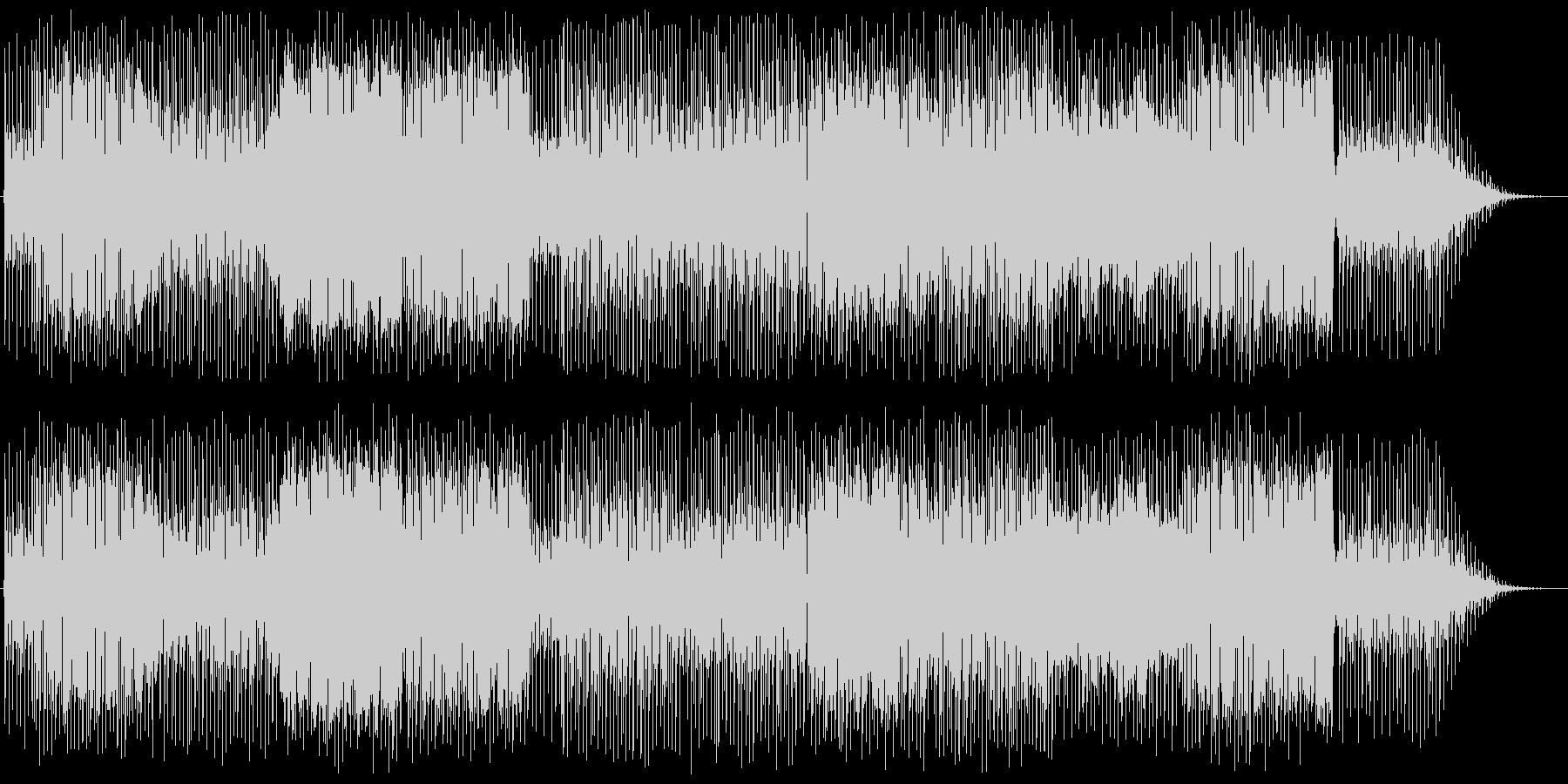 フォルクローレ:ケーナ・サンポーニャ(…の未再生の波形