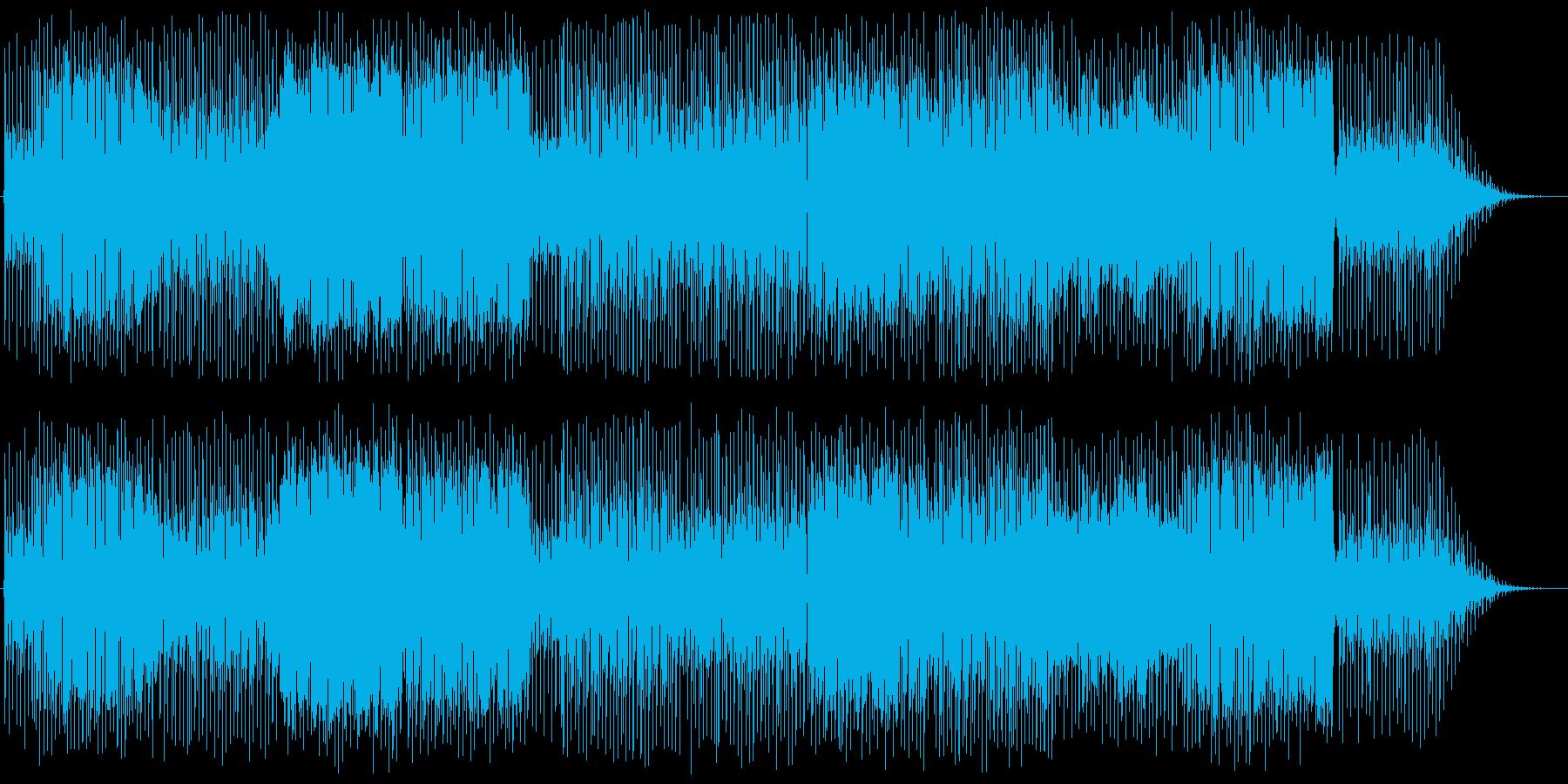フォルクローレ:ケーナ・サンポーニャ(…の再生済みの波形