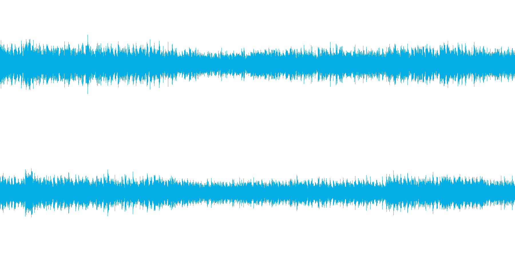 幻想的で涼しい水のBGM リラックス癒しの再生済みの波形