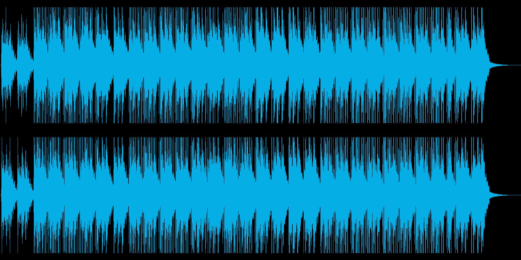 Lofi Hip Hop 01の再生済みの波形