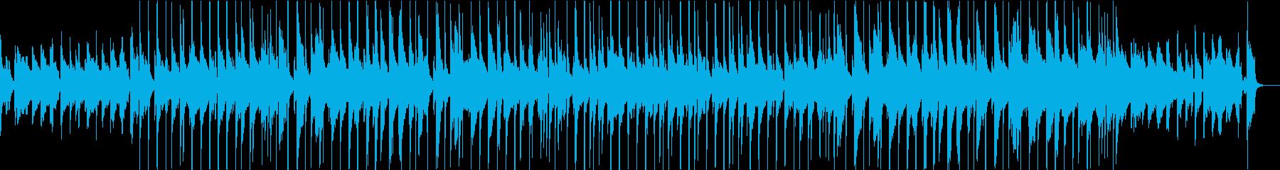 ウキウキ楽しいハーモニカとギターポップスの再生済みの波形