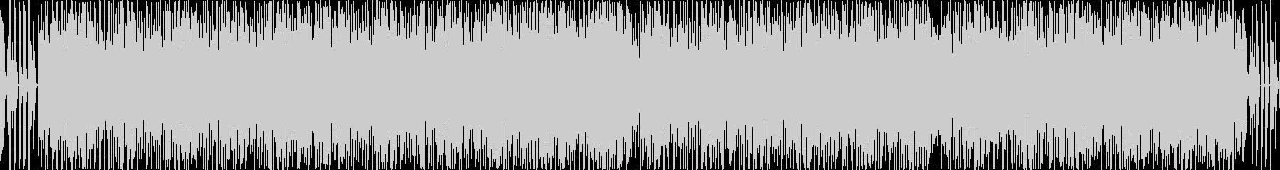 映像のBGMに!壮大な雰囲気のエレクトロの未再生の波形