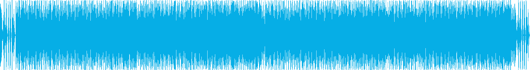 映像のBGMに!壮大な雰囲気のエレクトロの再生済みの波形