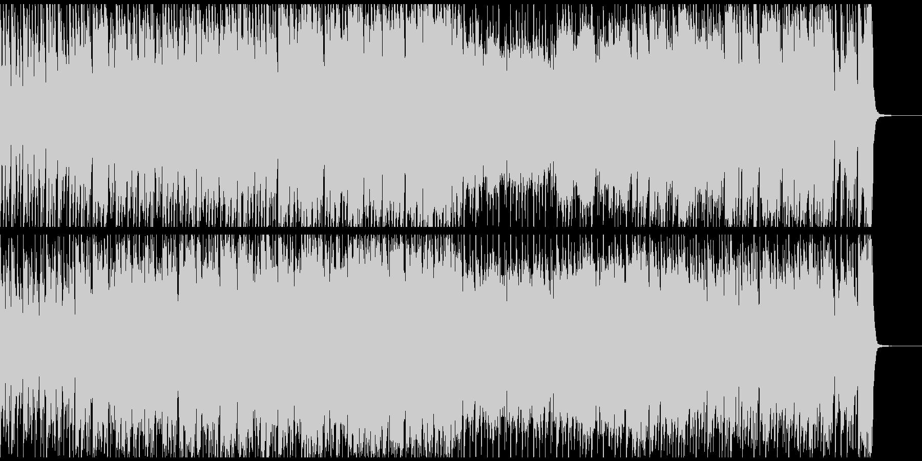 かわいいファンタジー行進曲 約90秒の未再生の波形