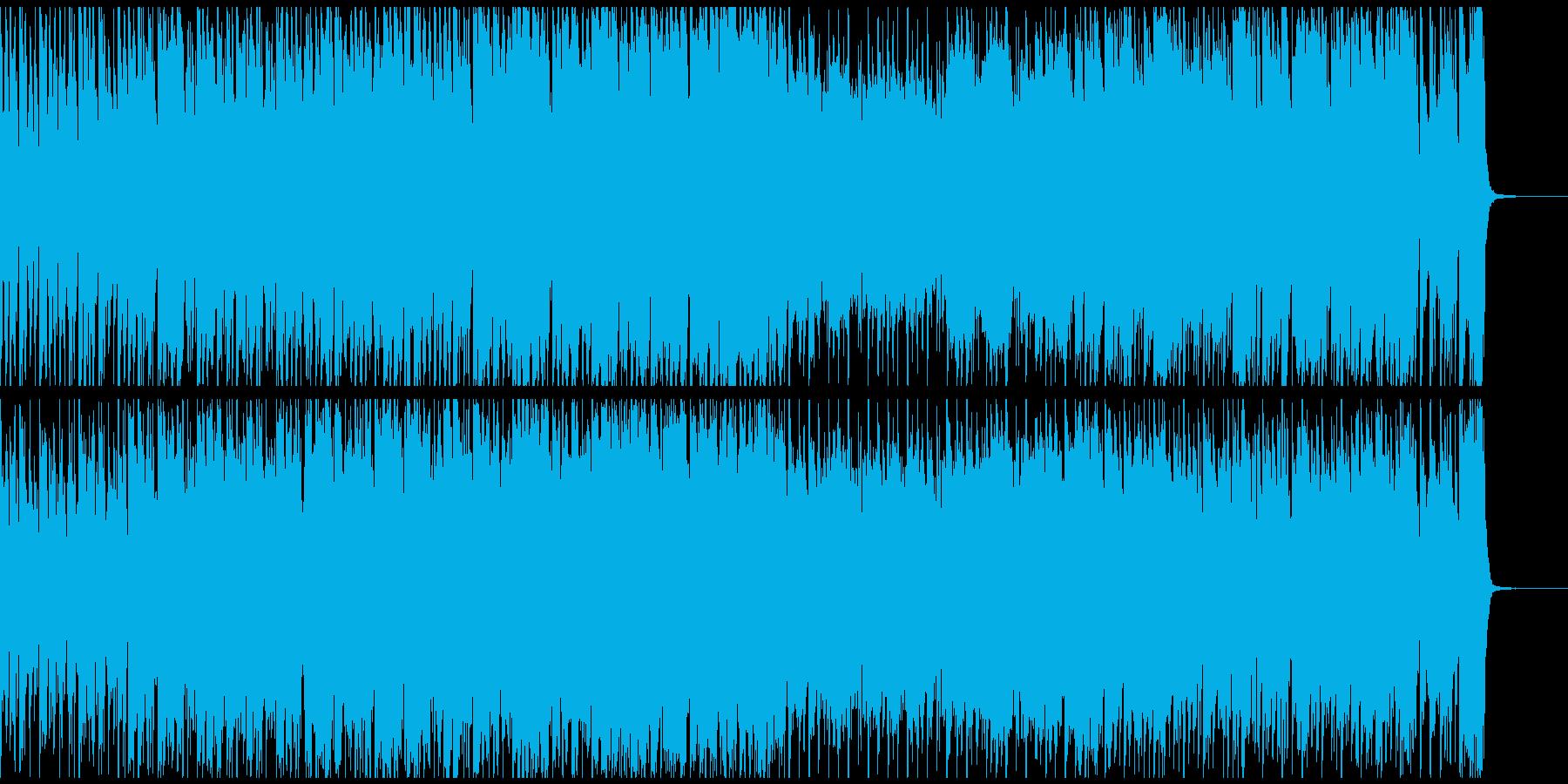 かわいいファンタジー行進曲 約90秒の再生済みの波形