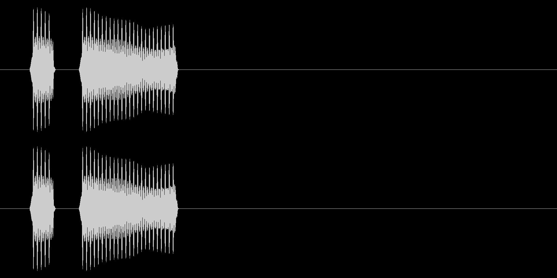 SNES サッカー01-06(ホイッスルの未再生の波形