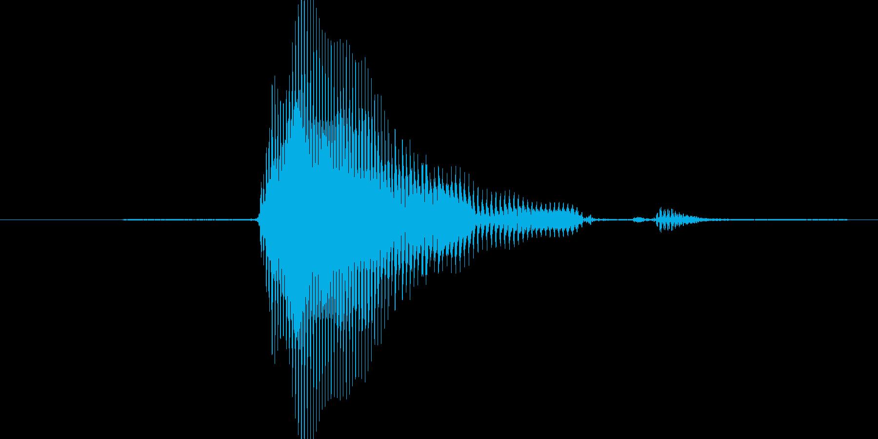 5(ふぁいぶ)の再生済みの波形