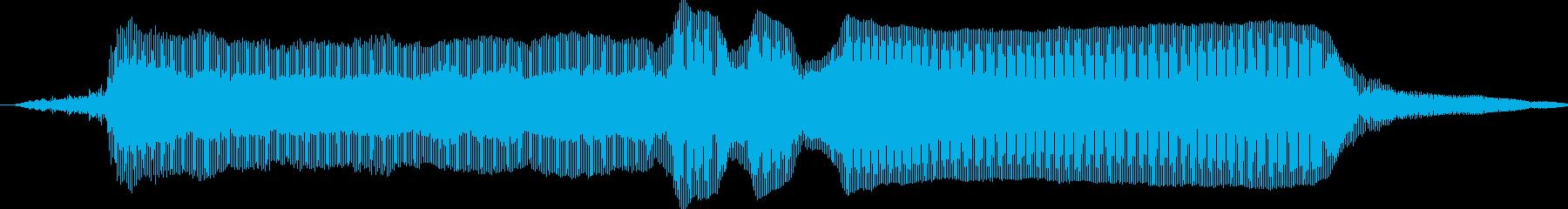 こぶし04(D)の再生済みの波形
