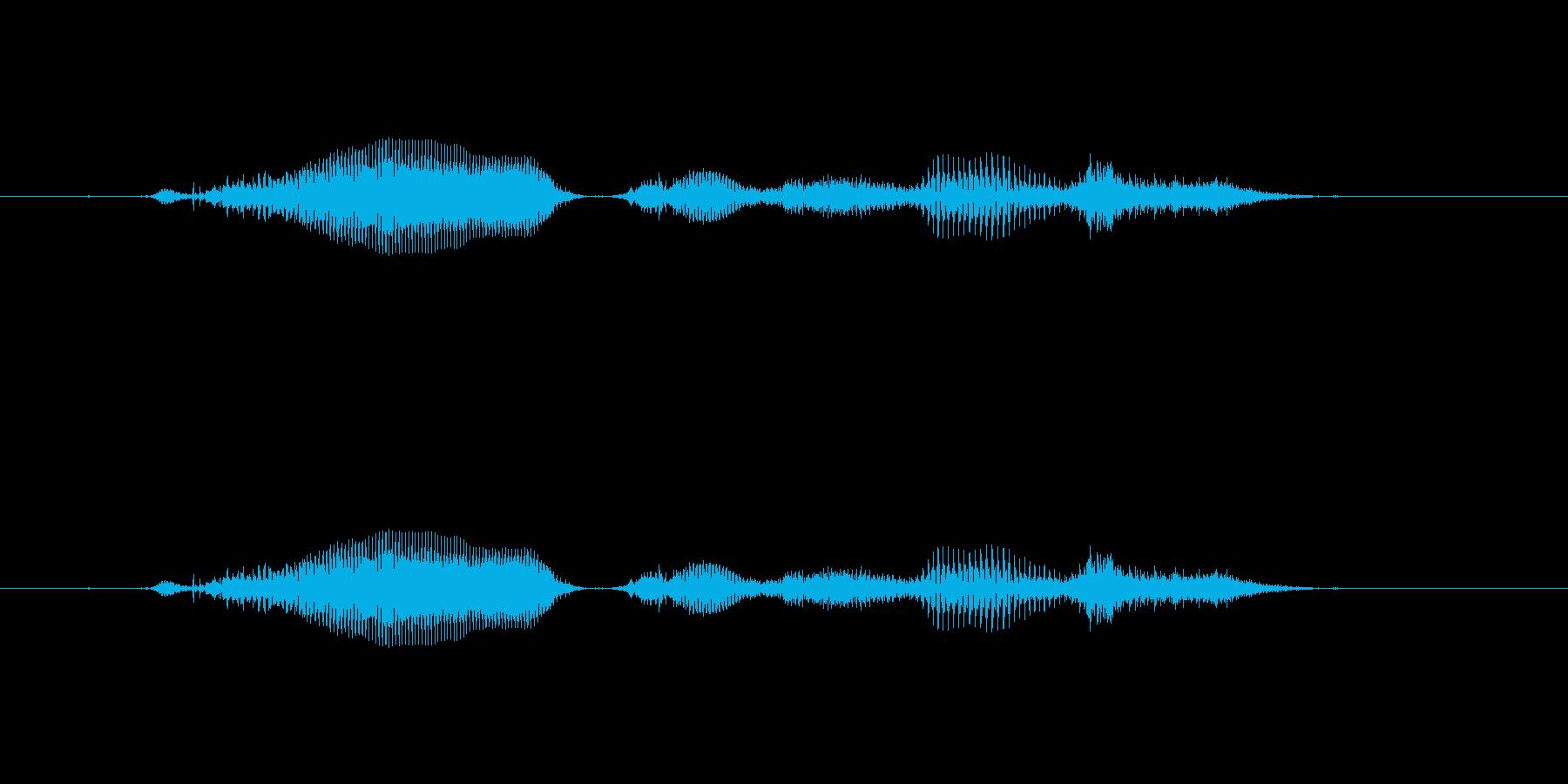 【時報・時間】11時ですの再生済みの波形