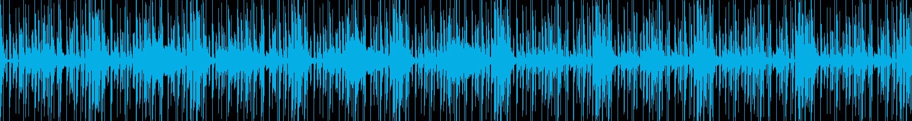 【映像】落ち着いた雰囲気 【ループ可】の再生済みの波形