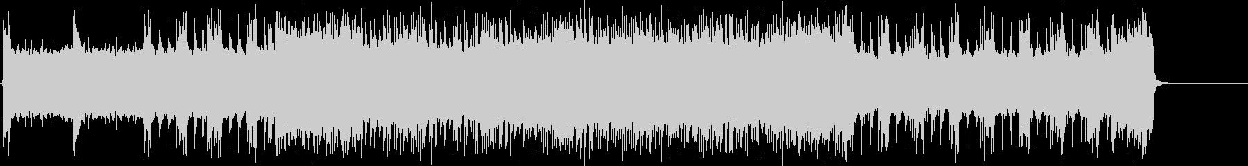 エナジー大放出サウンドの未再生の波形